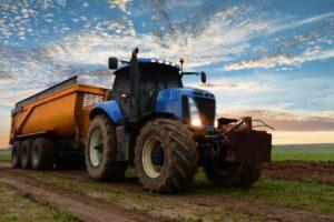 Fluidi idraulici multifunzione Texaco per trattori